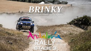 Andalucia Rally 2021 - Stage 3 Brinky Rallysport