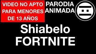 Chabelo juega FORTNITE!! (#NEGAS) thumbnail