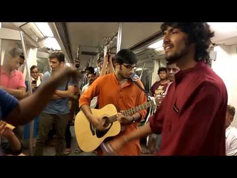 Delhi metro partapur viral video | FunnyCat TV