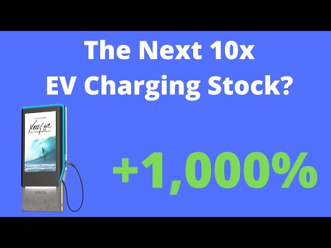 Volta Charging Stock Analysis! SNPR Merger Review for Most Disruptive EV Charging Stock