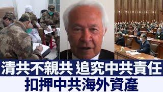 澳法學家:國際社會要向中共索賠|新唐人亞太電視|20200417