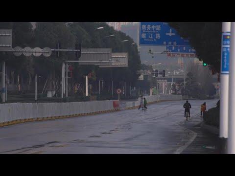 Coronavirus Turns Chinese Cities Into Ghost Towns