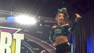 "Cheer Extreme C4 ""Remains Undefeated"" CheerSport 2017"