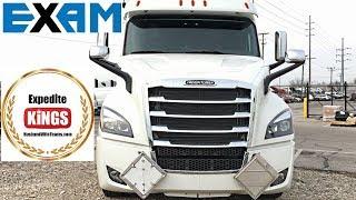 EXAM | Tutorial: 2020 Freightliner Cascadia Evolution 120
