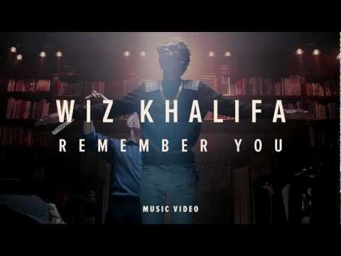 Wiz Khalifa - Remember You (Feat. The Weeknd) w/ Lyrics + Free Download [MP3/MP4]