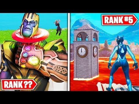 Top 10 BEST Fortnite LTMs RANKED WORST TO BEST!
