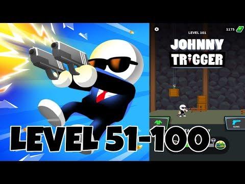 JOHNNY TRIGGER LEVEL 51-100 GAMEPLAY