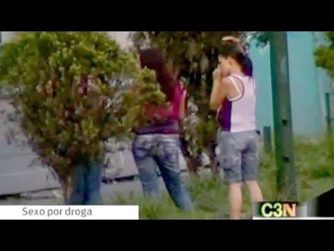 Jovencitas capitalinas intercambian sexo por drogas