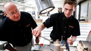 How do apprenticeship programs work?