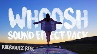 Transition Sound Effect // SAM KOLDER Swish and Whoosh Sound // High Fidelity HD Audio