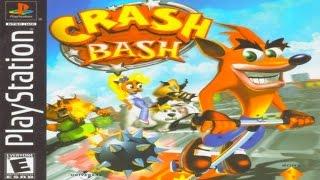 Crash Bash Game Review (PSX) (2000)