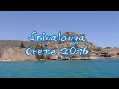 Spinalonga island Crete 2016