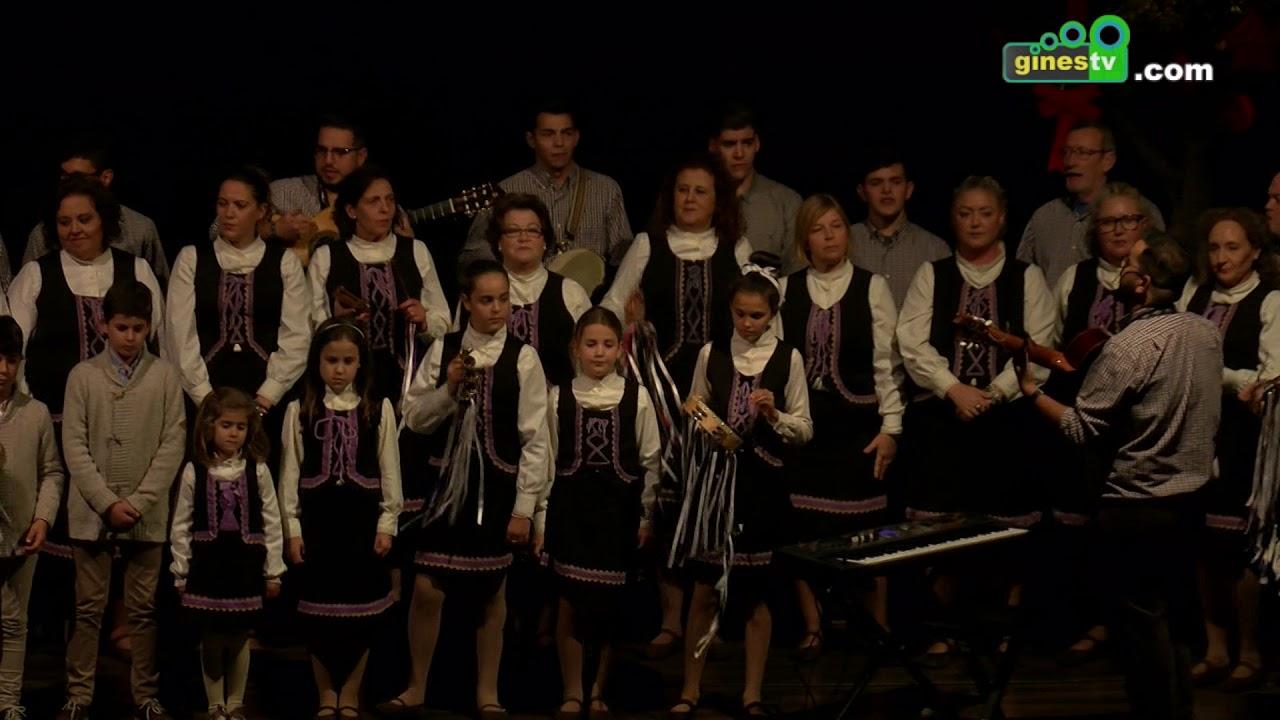 Los sones navideños inundaron El Tronío en un espectacular XVII Concurso de Villancicos de Gines