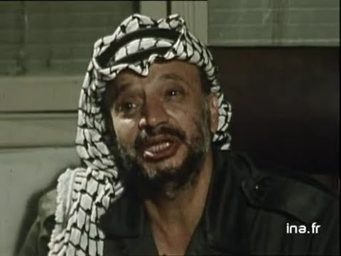 Interview Yasser Arafat