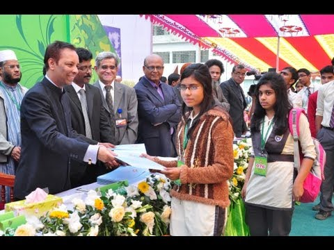 KMRF scholarships for meritorious students in Sirajganj Bangladesh (Washington Bangla Radio News)