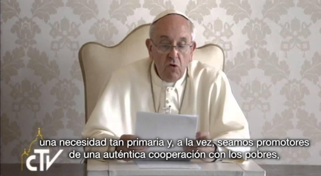Mensaje De Papa Francisco Para Una Sola Familia Humana Alimentos Para Todos