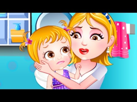 Baby Hazel Game Movie - Baby Injury Care - Dora the Explorer