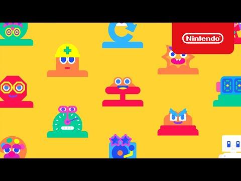 《附帶導航!一做就上手 第一次的遊戲程式設計》介紹影片─Nintendo