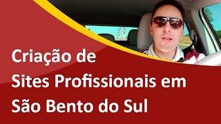 Lançamento do Site da CHB Vitrine - Criação de Sites em São Bento do Sul - Samuca Webdesign