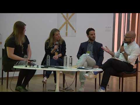 """Panel """"New Job titles in museums: the museum professional of the future"""""""