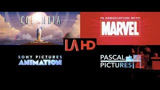 Columbia/Marvel/Sony Pictures Animation/Pascal Pictures