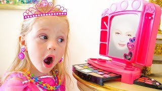 Stacy and the magic mirror