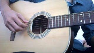 Lặng Lẽ Tổn Thương - Cover Guitar