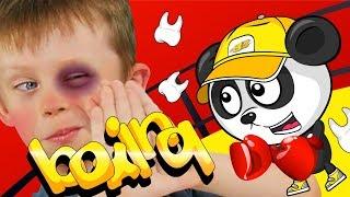 Игра в Стоматолога - Микроскоп Для Детей - Видео с Игрушками