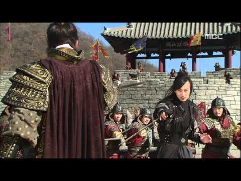[2009년 시청률 1위] 선덕여왕 The Great Queen Seondeok 맹렬히 싸우며 덕만에게 다가가다 최후를 맞이한 비담