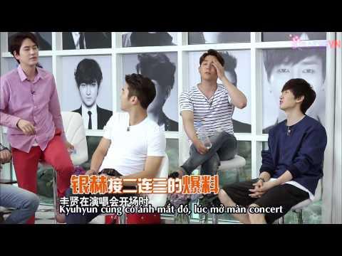 [Vietsub] The Ultimate Group - Nhóm Nhạc Tột Đỉnh - Super Junior - Phần 2 (Ngày 08-08-2014)