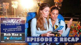 Amazing Race 28 Episode 2 Recap  LIVE   Friday, Feb 19, 2016