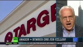 Richard Wolff - Is Amazon the #1 Threat To Jobs?