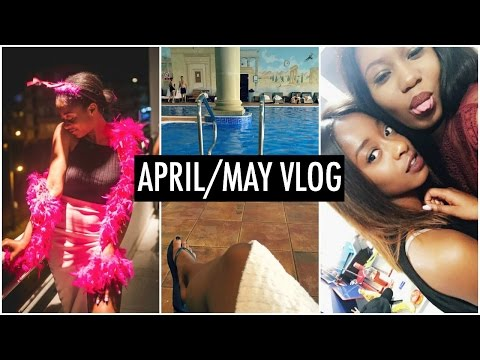 APRIL/MAY VLOG | Birthday Shenanigans & Turn Up's