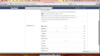 How to Edit Facebook Notification Settings