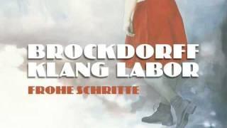 Brockdorff Klang Labor - Frohe Schritte EP Edit
