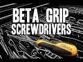 Beta Tools Grip Screwdrivers - 1263/D10 - BETA Utensili