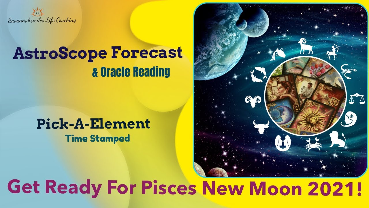 Get Ready For Pisces New Moon 2021!