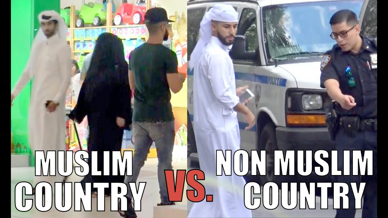 Muslims dating non muslims