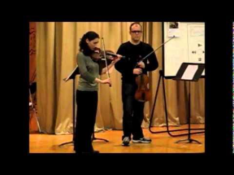 Anna Elashvili, Ensemble ACJW