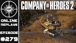 Company of Heroes 2 Online Replays #279 - What Am I Looking At?