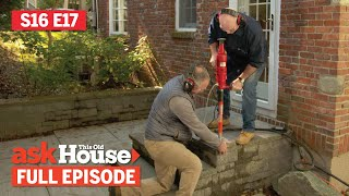 Ask This Old House | Metal Railing, Tile Replacement (S16 E17) | FULL EPISODE