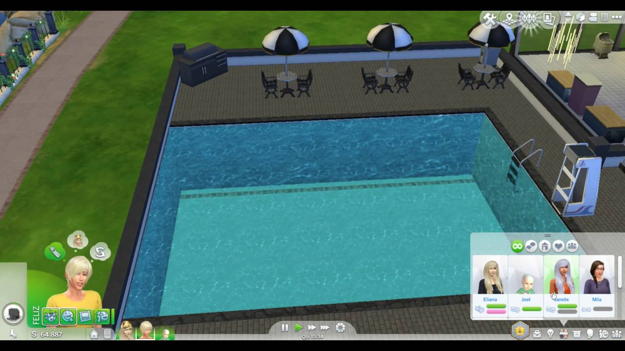 Ui Extension Sims 4