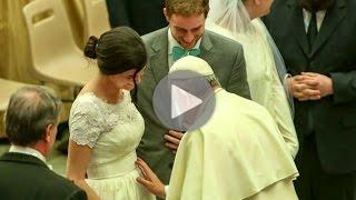 Papa Francisco: Toda familia necesita un padre que guíe a hijos