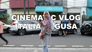 ITALIA RAGUSA | CINEMATIC VLOG SHOT ON SAMSUNG K ZOOM