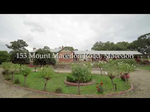 153 Mount Macedon Road, Macedon