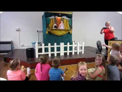 JoJoFun Kids - Hire a Puppet Show London
