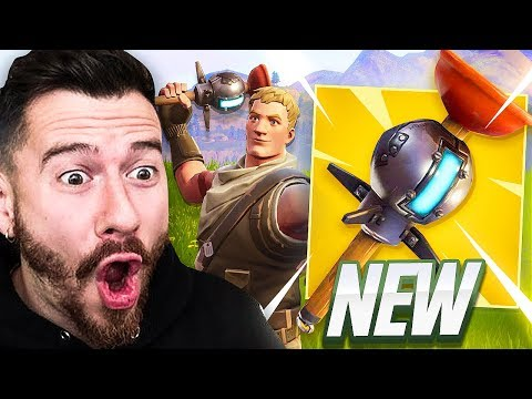 NEW CLINGER GRENADE GAMEPLAY!!  FORTNITE BATTLE ROYALE WITH TEAM ALBOE!!