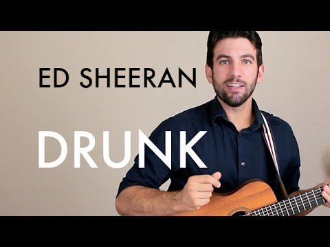 Ed Sheeran - Drunk (Guitar Lesson/Tutorial)