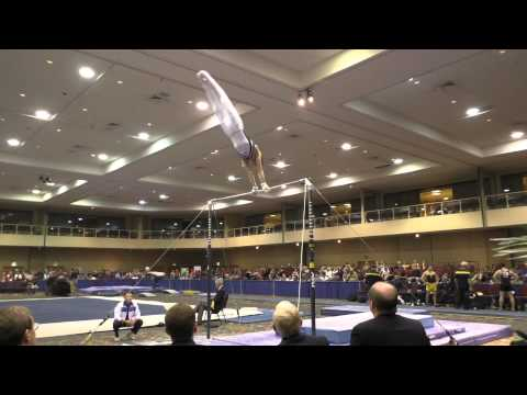 Addison Chung – High Bar – 2015 Winter Cup Prelims