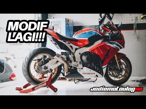 MODIF MOTOR KESAYANGAN! (LAGI) 😋